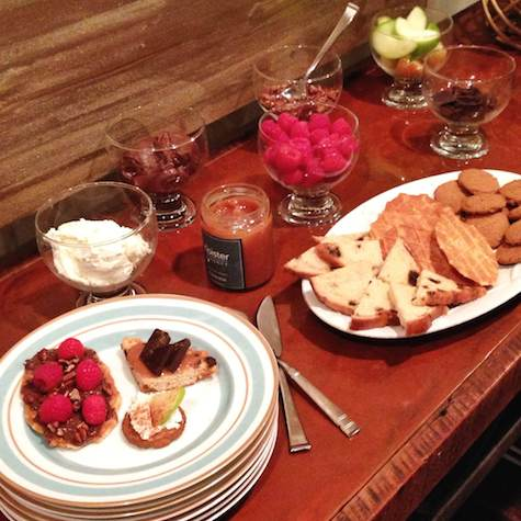Holiday Solutions: Dessert Crostini Bar - Holley Grainger ...