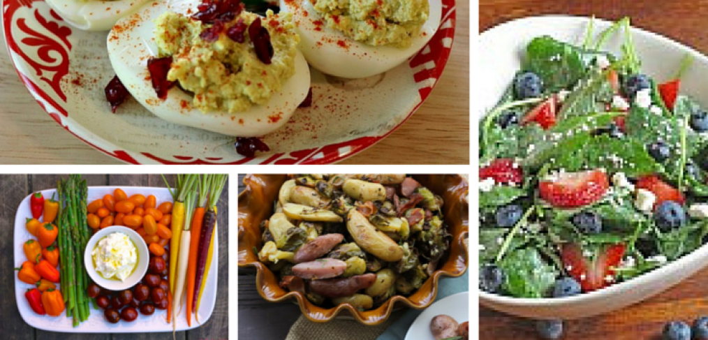 These 20 summer side dishes are sure to please all those in attendance at your next cookout.